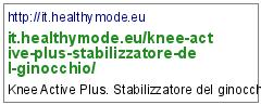 http://it.healthymode.eu/knee-active-plus-stabilizzatore-del-ginocchio/